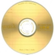 MAM-A Archival Grade 24Kt. Gold CD-R - 300 Year Longevity