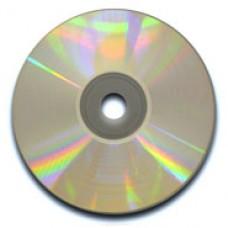 CD-R Shiny Silver 52X