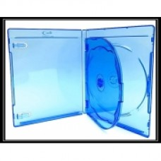 BluRay Album 3 Disk Translucent Blue