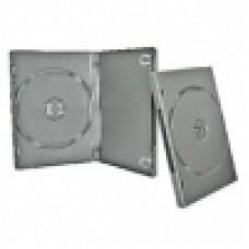 DVD Album 1 Disc 15mm Black Economy with Clip