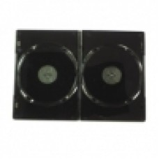 DVD Album 2 Disc 7mm Slim-line Black
