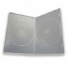 DVD Album 2 Disc 15mm Super Clear