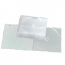 Jewel Case 1 Disc 5mm Slim-line Clear Tray