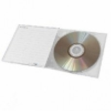 Poly Jewel Box 1 Disc 5mm Super Clear No Overwrap