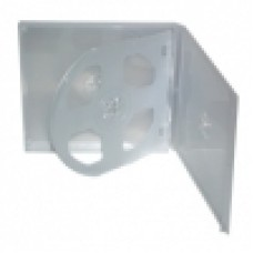 Poly Jewel Box 4 Disc Translucent With Overwrap