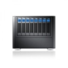 MobileSTOR MS28XP - 8 Bay 2.5 Tower 6G SAS / SSD / SATA RAID 5 Storage w/ 6G PCIe 2.0 x8