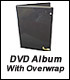 DVD Alubm with overcap